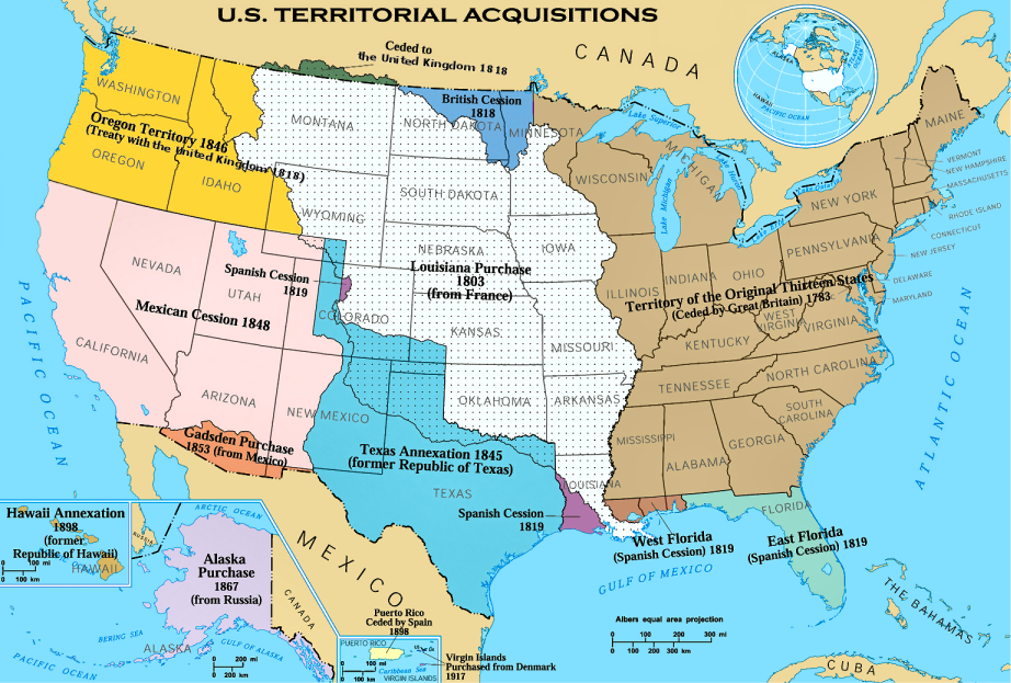 History Lesson Federal Lands Belong To All US Citizens BlueOregon - All us map