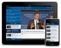 BREAKING: Two Portland firms collaborate to launch new DNC iPhone & iPad apps