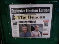 The Roseburg Beacon goes all Dewey Defeats Truman on us
