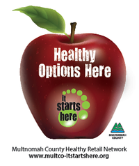 The Multnomah County Healthy Retail Initiative and the Village Market: A Closer Look
