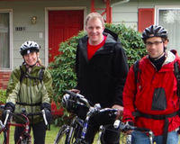 Bike Walk Vote Endorses Jefferson Smith