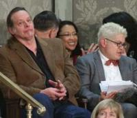Operation Sparkle: Ted Nugent gets seated next to Thomas Lauderdale! (updated!)