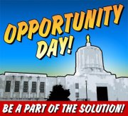 Opportunity Day Rally for Oregon Students