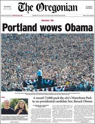 What effect is the Tea-Party trend of the Oregonian having on us?