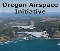 The Oregon Airspace Initiative & Visiting F-18s - Are We Overarmed?