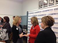 #ProtectAllWomen: Gabby Giffords Tours the Country to Raise Awareness of Gun Violence Against Women